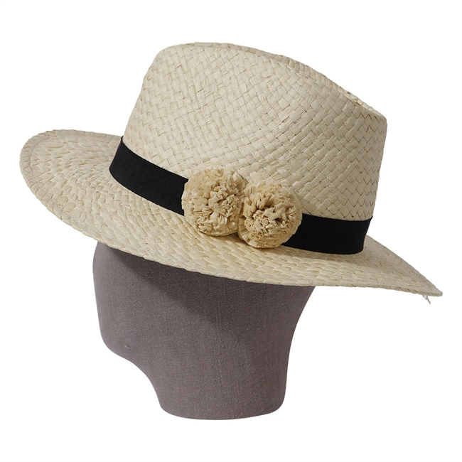 Picture of Hat Sanremo, natural