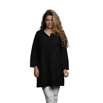 Picture of Tunic Louise, size Small, black