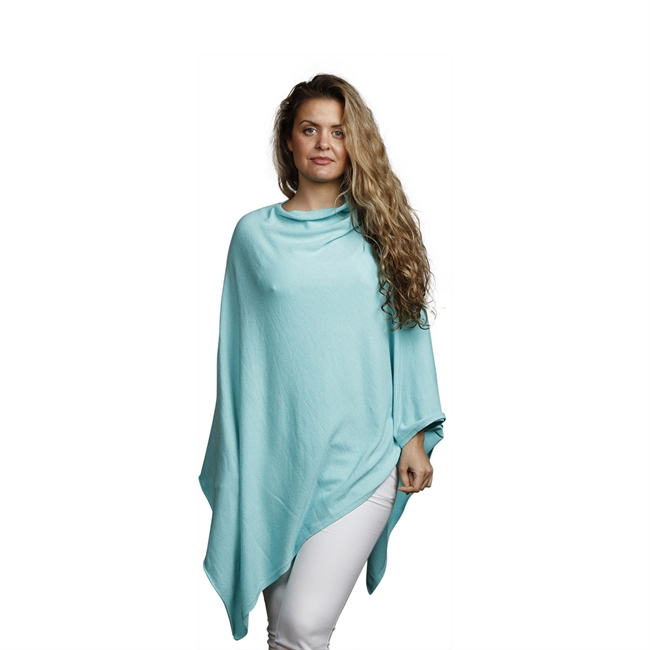 Picture of Poncho Alice, turquoise