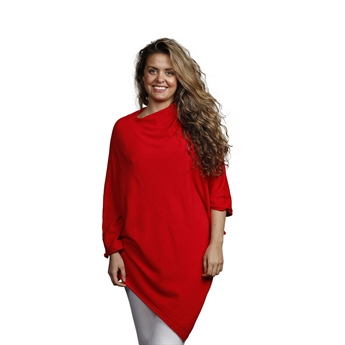 Picture of Poncho Alice, red