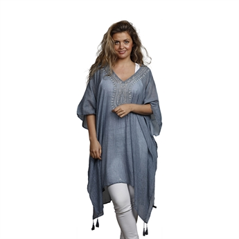 Picture of Kaftan Vilma, denim