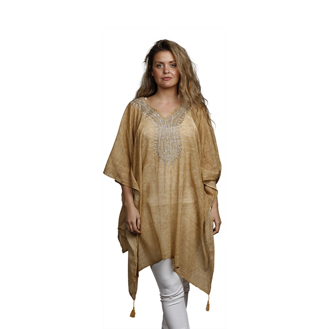 Picture of Kaftan Vilma, ocra