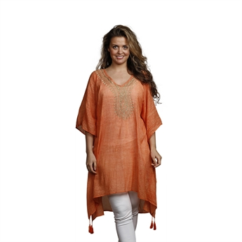 Picture of Kaftan Vilma, orange