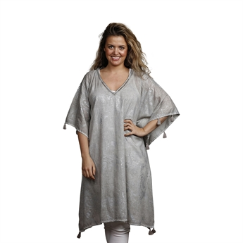Picture of Kaftan Cannes, grey/silver