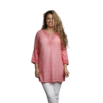 Picture of Tunic Tracey, size Small, coral