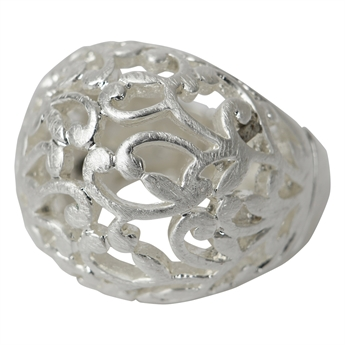 Picture of Ring Lilly, silver