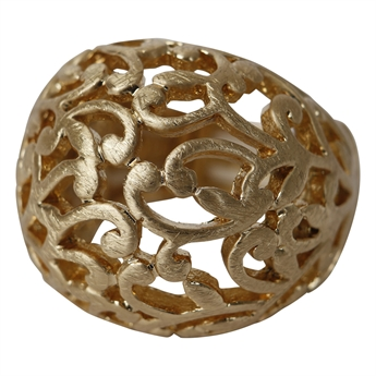 Picture of Ring Lilly, gold