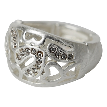 Picture of Ring Celine, silver