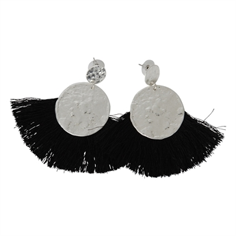 Picture of Earring Bella, black