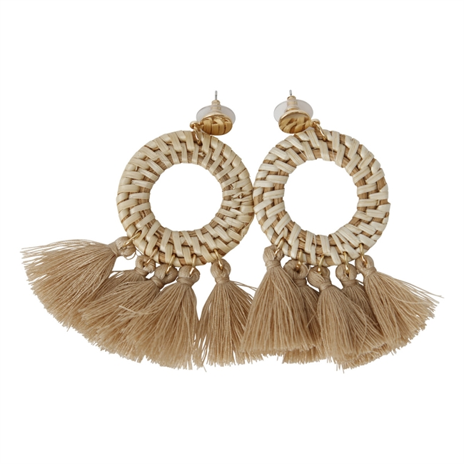 Picture of Earring Vickie, nature