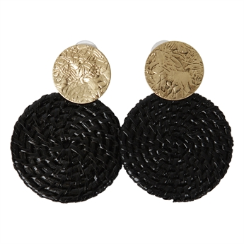 Picture of Earring Louisa, black