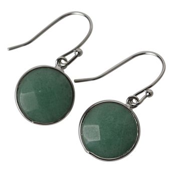 Picture of Earring Thea, green