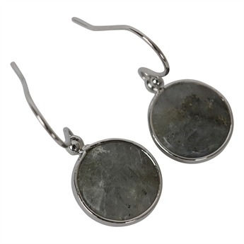 Picture of Earring Thea, grey
