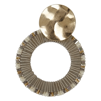 Picture of Earring Evelina, off white