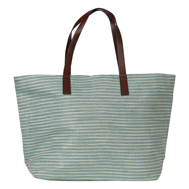 Picture of Bag Antibes, turquoise.