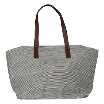 Picture of Shoulder bag Barcelona, silver