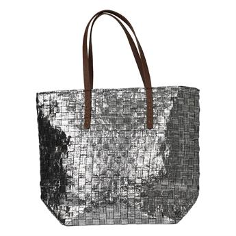 Picture of Bag Cap-Ferrat, black/silver