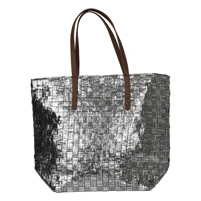 Picture of Bag Cap-Ferrat, black/silver