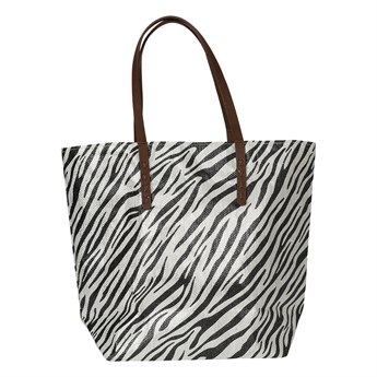 Picture of Bag Cap-Ferrat, zebra