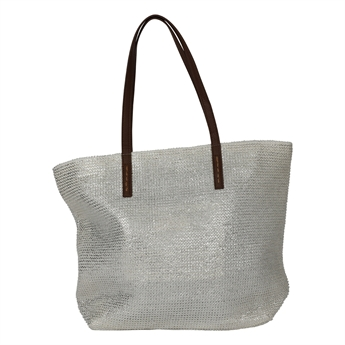 Picture of Bag Sardina, white/silver