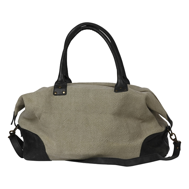 Picture of Weekend bag Nice, ash grey