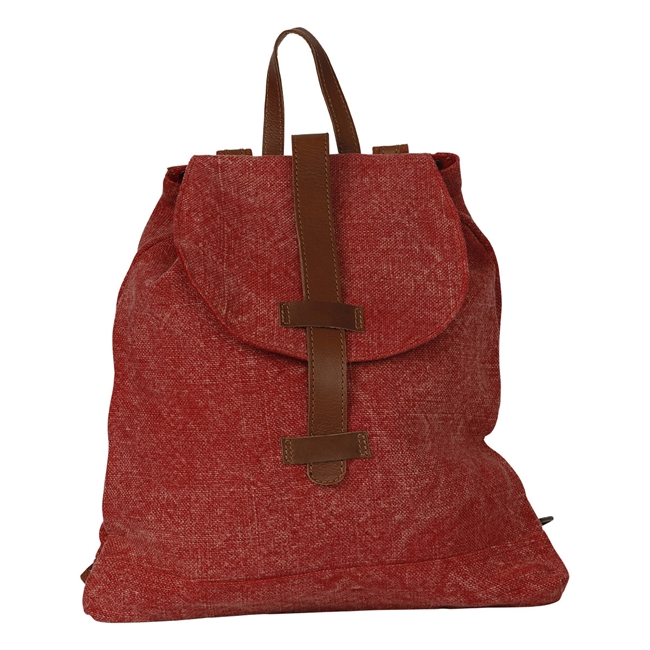 Picture of Back pack Adelyn, red
