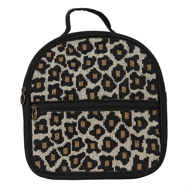 Picture of Back Pack Cornelia, black/mix