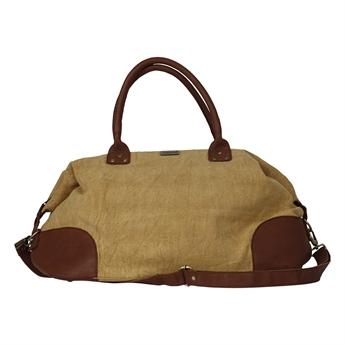 Picture of Weekend bag London, mustard