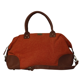 Picture of Weekend bag London, orange