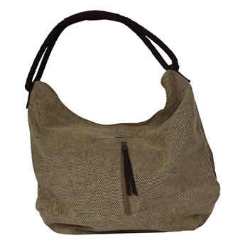 Picture of Shoulder bag Maddie, lt khaki