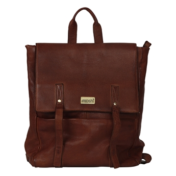 Picture of Back pack Sofia, brown leather