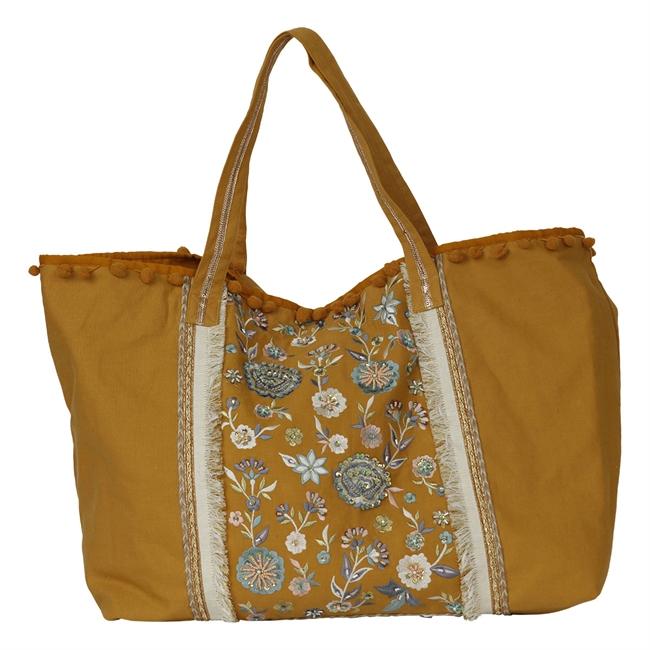 Picture of Shoulder bag Johanna, mustard