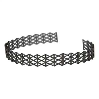 Picture of Bracelet Emma, gun metal