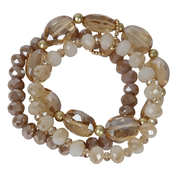 Picture of Bracelet Elin, beige