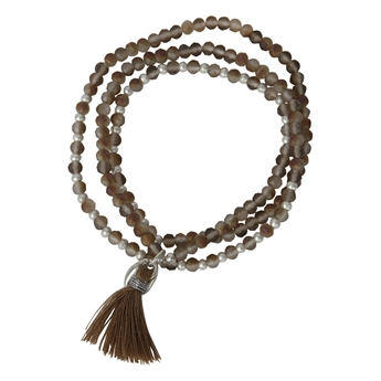 Picture of Bracelet/necklace Wilma, beige