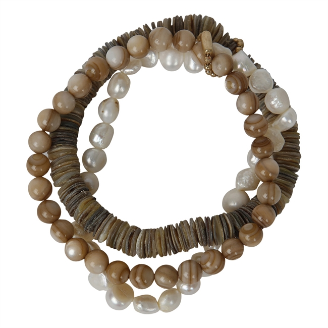 Picture of Bracelet Amanda, beige