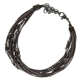 Picture of Bracelet Eden, gunmetal