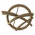 Picture of Brooch Estrid, gold