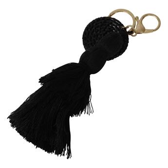 Picture of Keychain/Bag charm Jasmine, black