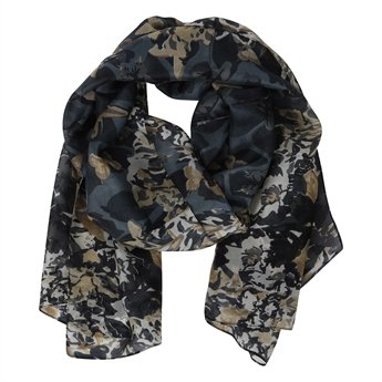 Picture of Scarf Ebba, grey