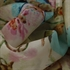 Picture of Scarf Olivia, greenish
