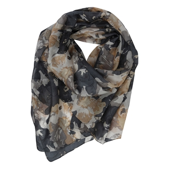 Picture of Scarf Ella, grey