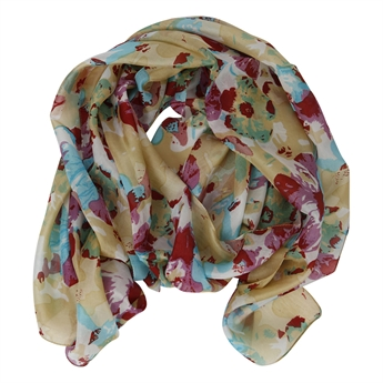 Picture of Scarf Ella, turquoise