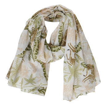 Picture of Scarf Jungle, green
