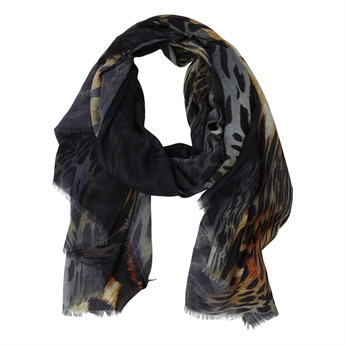 Picture of Scarf Tyra, blue mix