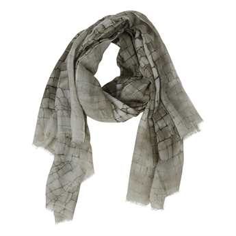 Picture of Scarf June, khaki mix