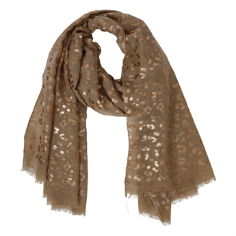 Picture of Scarf Hanna, dk khaki