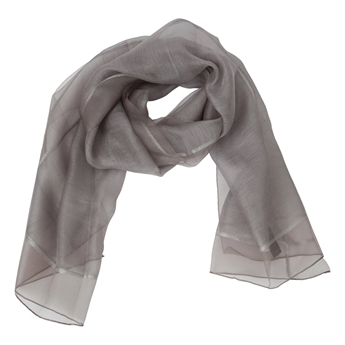 Picture of Scarf Alva, grey