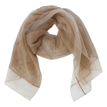 Picture of Scarf Alva, beige