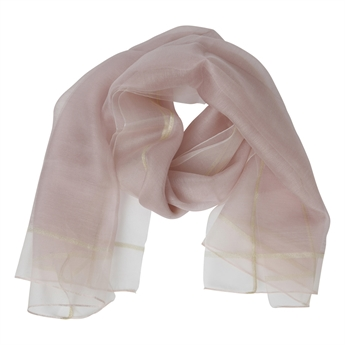 Picture of Scarf Alva, lt pink